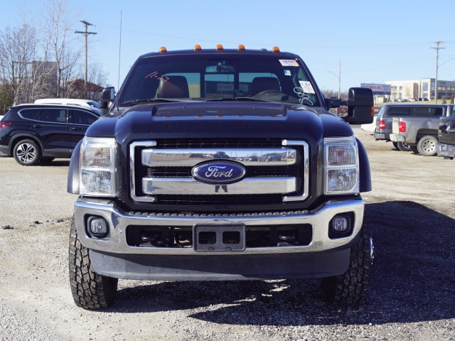 2013 F-450 Crew Cab DRW 4x4, Pickup #1743P - photo 5