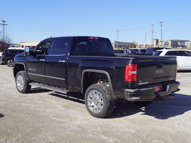 2018 Sierra 2500 Crew Cab 4x4, Pickup #1746P - photo 5
