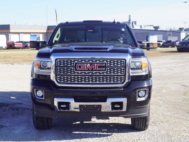 2018 Sierra 2500 Crew Cab 4x4, Pickup #1746P - photo 8