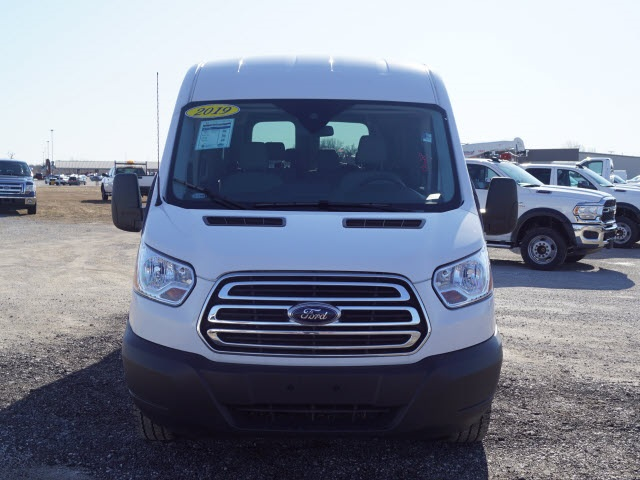 2019 Transit 350 Med Roof 4x2, Passenger Wagon #1763P - photo 6
