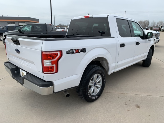 2018 F-150 SuperCrew Cab 4x4, Pickup #1924P - photo 8