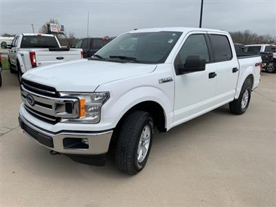2018 F-150 SuperCrew Cab 4x4, Pickup #1924P - photo 3