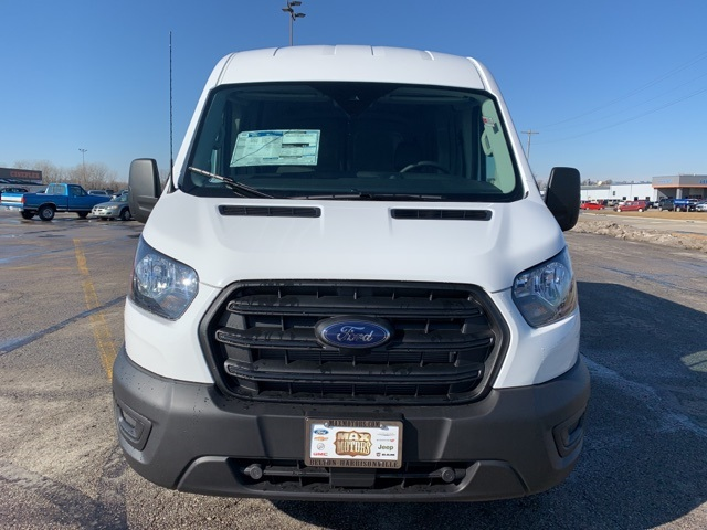 2020 Ford Transit 250 Med Roof RWD, Empty Cargo Van #20085 - photo 3