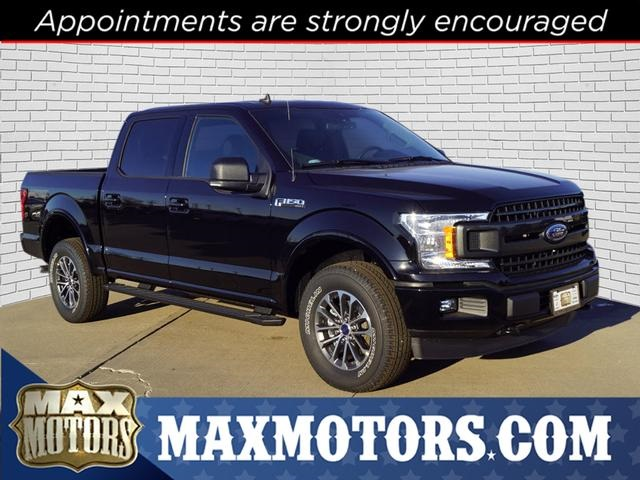 2020 F-150 SuperCrew Cab 4x4, Pickup #20100 - photo 1