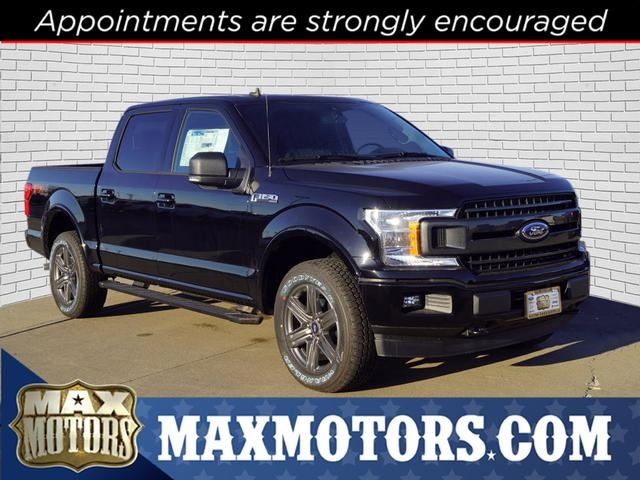 2020 Ford F-150 SuperCrew Cab 4x4, Pickup #20104 - photo 1