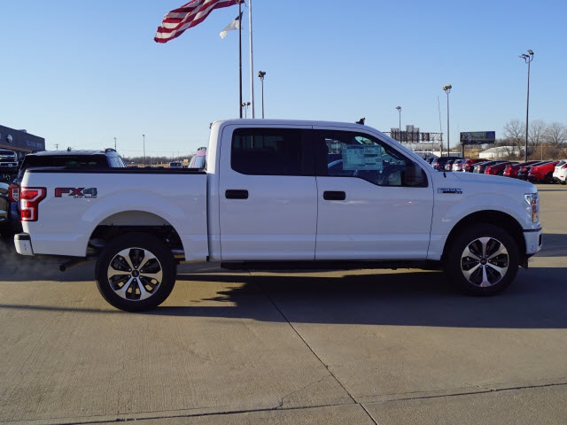 2020 F-150 SuperCrew Cab 4x4, Pickup #20119 - photo 3