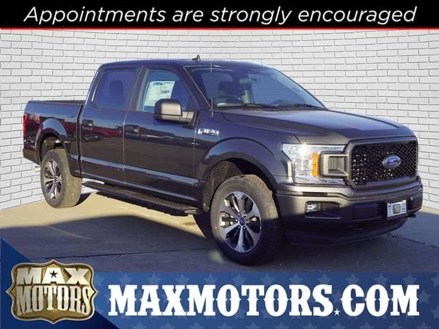 2020 F-150 SuperCrew Cab 4x4, Pickup #20186 - photo 1