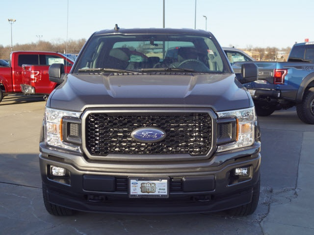 2020 F-150 SuperCrew Cab 4x4, Pickup #20186 - photo 4