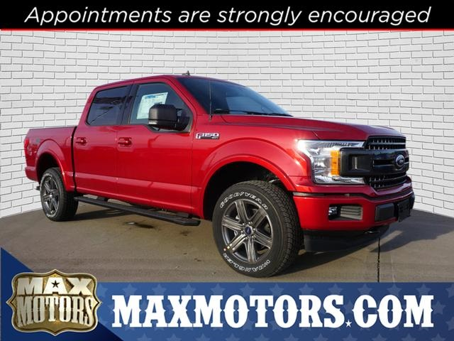 2020 F-150 SuperCrew Cab 4x4, Pickup #20203 - photo 1