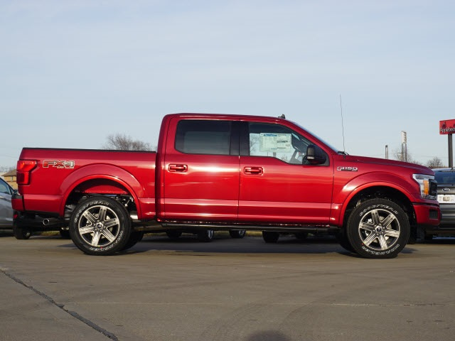 2020 F-150 SuperCrew Cab 4x4, Pickup #20203 - photo 3