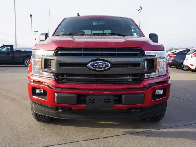 2020 F-150 SuperCrew Cab 4x4, Pickup #20203 - photo 4