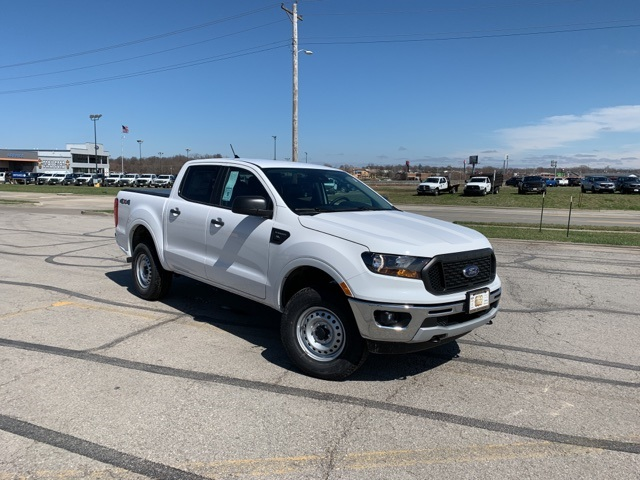 2020 Ranger SuperCrew Cab 4x4, Pickup #20213 - photo 1