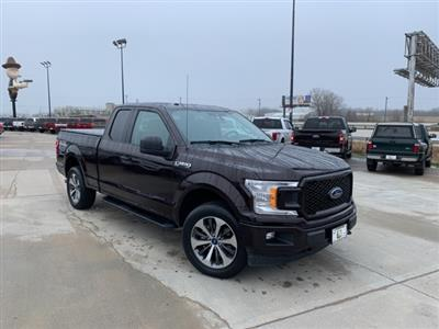 2019 F-150 Super Cab 4x4, Pickup #20216B - photo 1