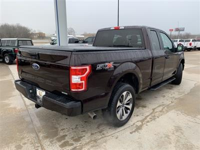 2019 F-150 Super Cab 4x4, Pickup #20216B - photo 2