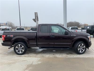 2019 F-150 Super Cab 4x4, Pickup #20216B - photo 9