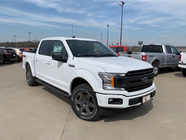 2020 F-150 SuperCrew Cab 4x4, Pickup #20234 - photo 1
