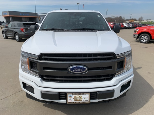 2020 F-150 SuperCrew Cab 4x4, Pickup #20234 - photo 3