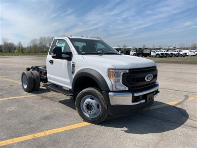 2020 F-550 Regular Cab DRW 4x4, Cab Chassis #20258 - photo 1