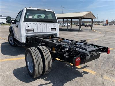 2020 F-550 Regular Cab DRW 4x4, Cab Chassis #20258 - photo 2