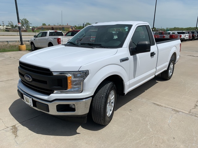 2018 F-150 Regular Cab 4x2, Pickup #20311A - photo 4