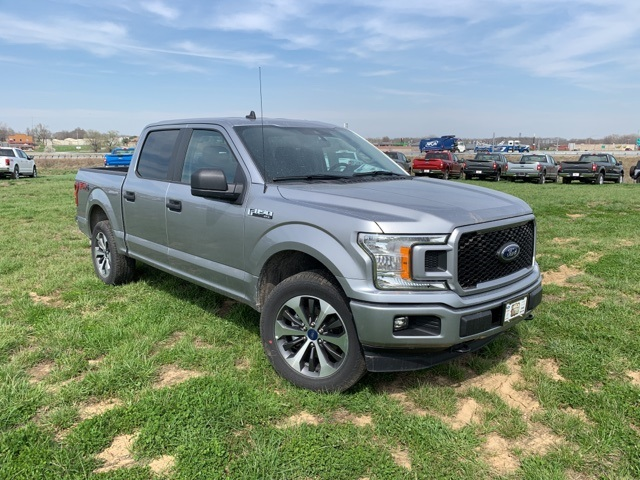 2020 Ford F-150 SuperCrew Cab 4x4, Pickup #20374 - photo 1