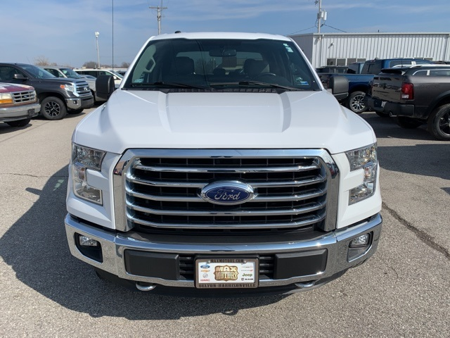 2016 F-150 SuperCrew Cab 4x4, Pickup #20376A - photo 3