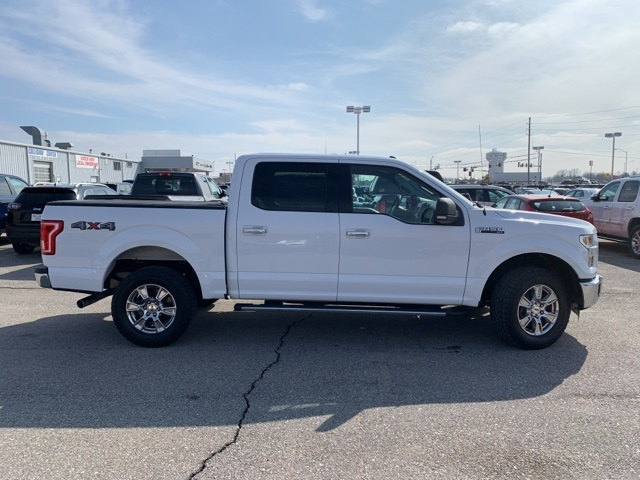 2016 F-150 SuperCrew Cab 4x4, Pickup #20376A - photo 8