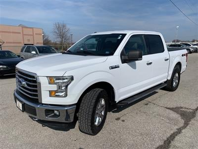 2016 F-150 SuperCrew Cab 4x4, Pickup #20376A - photo 4