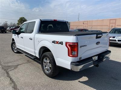 2016 F-150 SuperCrew Cab 4x4, Pickup #20376A - photo 5