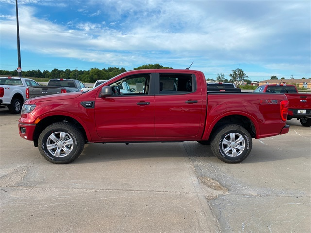 2020 Ford Ranger SuperCrew Cab 4x4, Pickup #20389 - photo 1