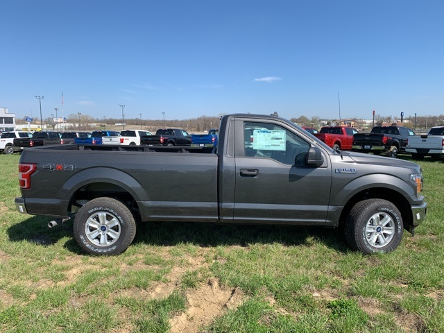 2020 F-150 Regular Cab 4x4, Pickup #20452 - photo 4