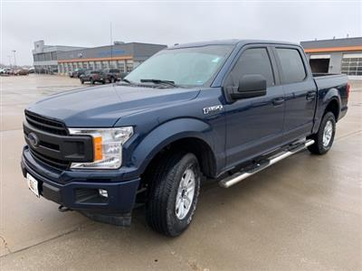 2018 F-150 SuperCrew Cab 4x4, Pickup #91137A - photo 3