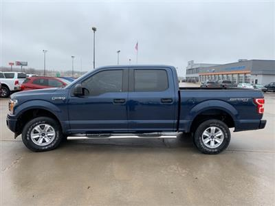 2018 F-150 SuperCrew Cab 4x4, Pickup #91137A - photo 5