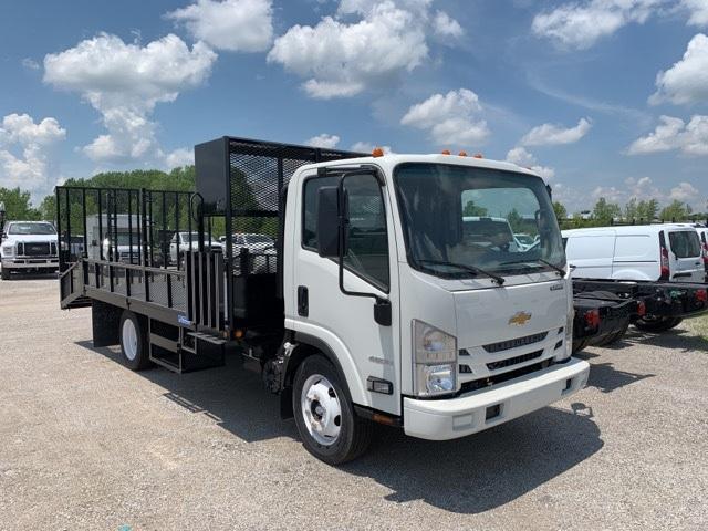 2019 Chevrolet LCF 4500 Regular Cab DRW 4x2, 14' ATLAS LANDSCAPER BODY WITH 4' DOVETAIL #805624 - photo 1