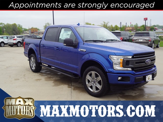 2018 F-150 SuperCrew Cab 4x4,  Pickup #81078 - photo 1