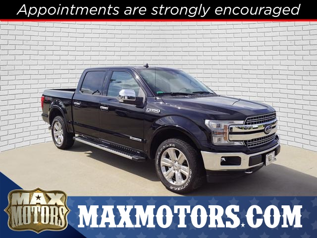 2018 F-150 SuperCrew Cab 4x4,  Pickup #81184 - photo 1