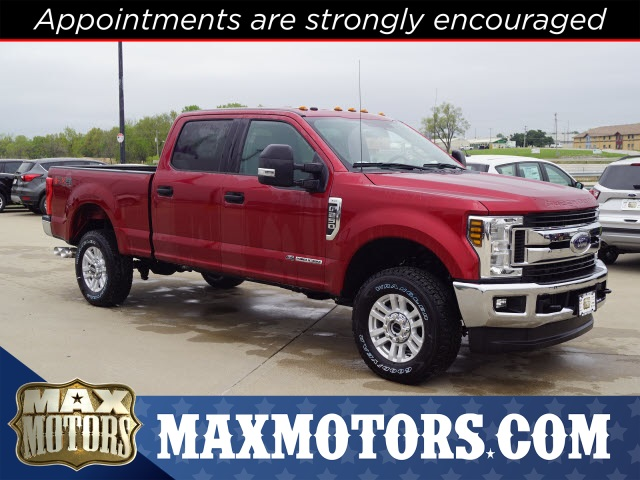2019 F-250 Crew Cab 4x4,  Pickup #90007 - photo 1