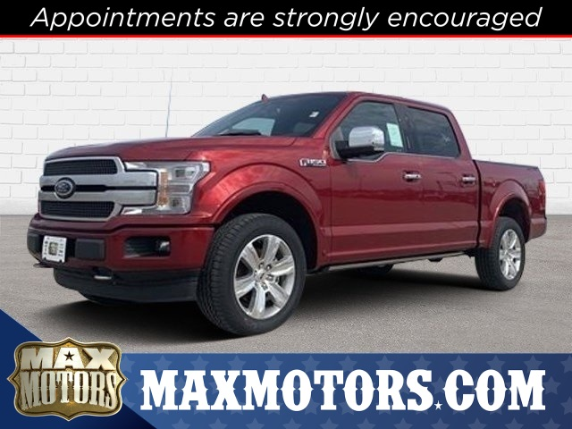 2019 F-150 SuperCrew Cab 4x4,  Pickup #90164 - photo 1