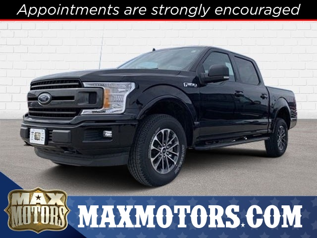 2019 F-150 SuperCrew Cab 4x4,  Pickup #90231 - photo 1