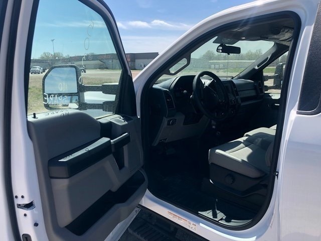2019 F-550 Regular Cab DRW 4x4,  Knapheide Dump Body #90270 - photo 10