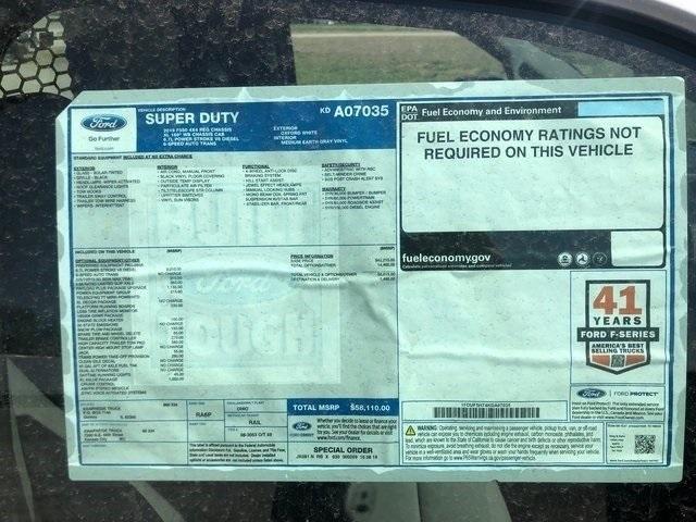 2019 F-550 Regular Cab DRW 4x4,  Knapheide Dump Body #90270 - photo 91