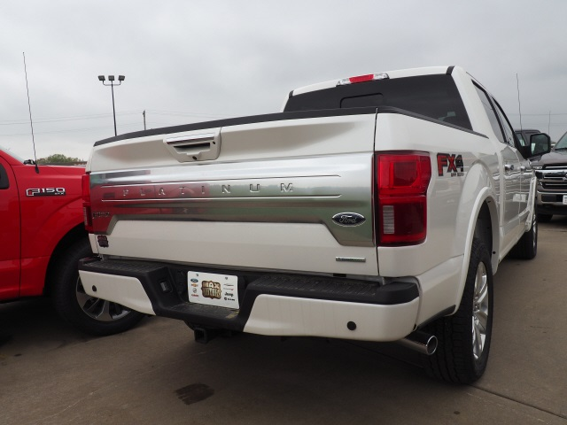 2019 F-150 SuperCrew Cab 4x4,  Pickup #90305 - photo 2