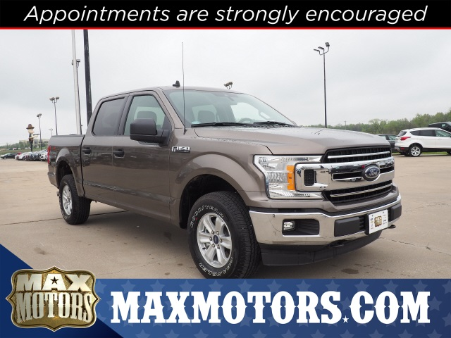 2019 F-150 SuperCrew Cab 4x4,  Pickup #90315 - photo 1