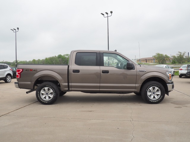 2019 F-150 SuperCrew Cab 4x4,  Pickup #90315 - photo 3