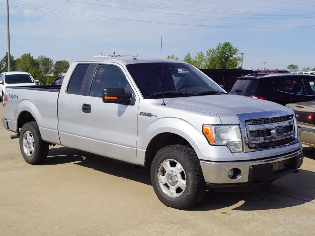2014 F-150 Super Cab 4x4, Pickup #90315A - photo 1