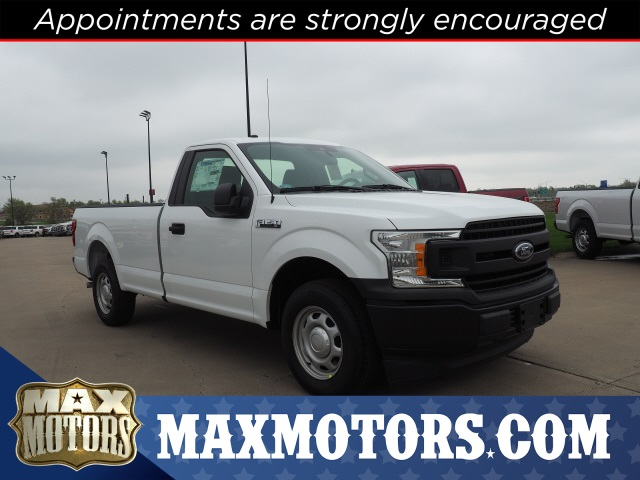 2019 F-150 Regular Cab 4x2,  Pickup #90350 - photo 1