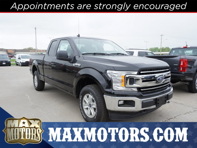 2019 F-150 Super Cab 4x4,  Pickup #90372 - photo 1