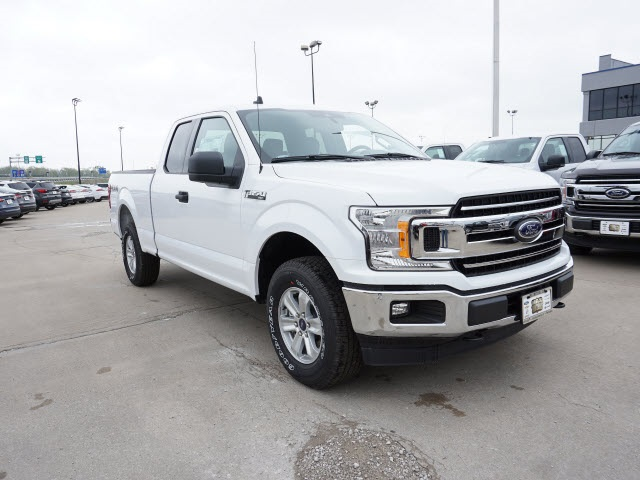 2019 F-150 Super Cab 4x4, Pickup #90382 - photo 1