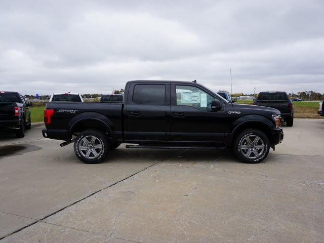 2019 F-150 SuperCrew Cab 4x4, Pickup #90455 - photo 3