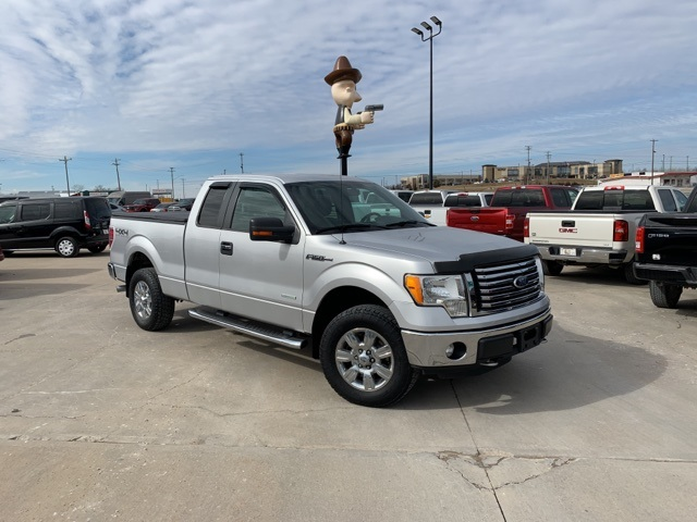 2011 F-150 Super Cab 4x2, Pickup #90472A - photo 1